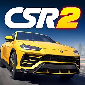CSR Racing 2 APK Cracked Download