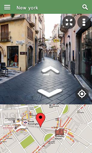 Street View Live Map u2013 Satellite Earth Navigation  screenshots 4