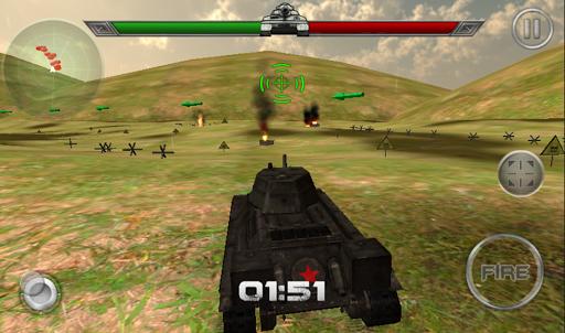 パンツァー戦車1990戦争の世界