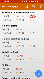 HIIT Interval Training Timer Gratis