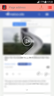 Download Manager: HD Video, Music, Photo - náhled