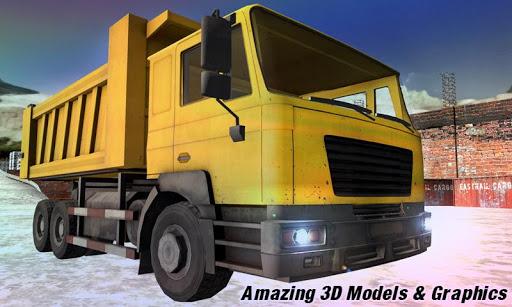 無料模拟Appのショベル雪ローダー トラックの 3D|記事Game