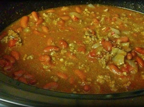 My Spicy Mexican Chili Just A Pinch Recipes
