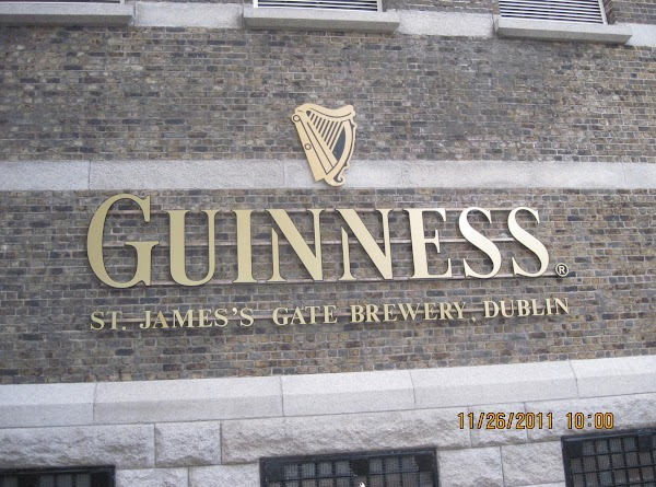 Ireland Guinness Brewery Recipe