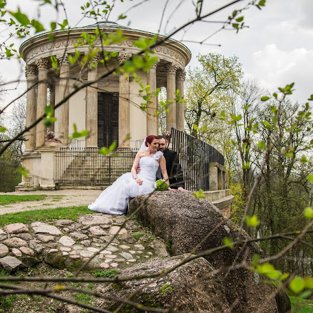 Wedding photographer Paulina Kowalska (PaulinaKowalska). Photo of 15.04.2016