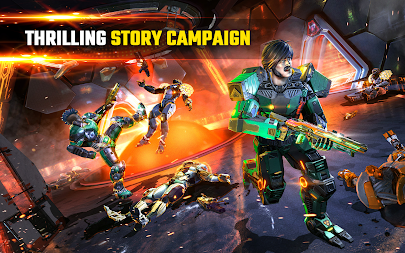 SHADOWGUN LEGENDS - FPS PvP Free Shooting Games APK screenshot thumbnail 11