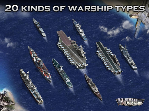 Download War of Warship:Pacific War MOD APK 3