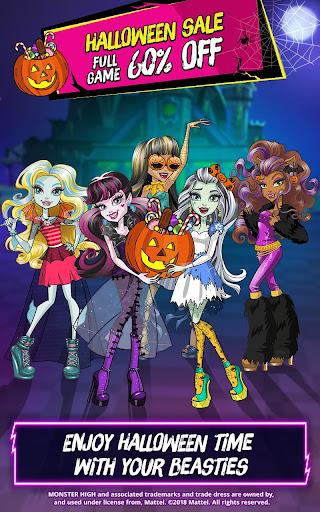Monster High™ Beauty Shop: Fangtastic Fashion Game