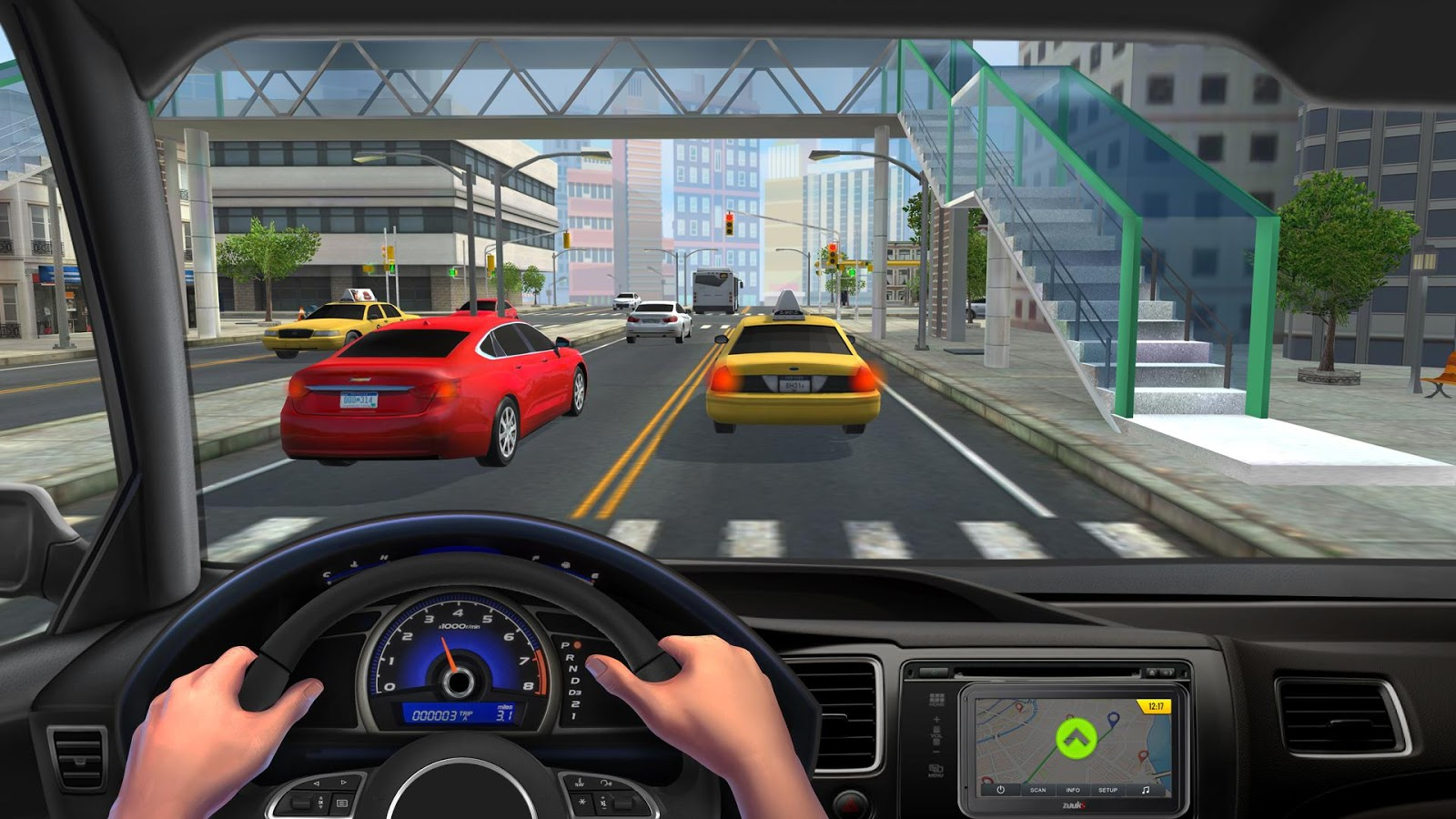 Drive Traffic Racing- screenshot