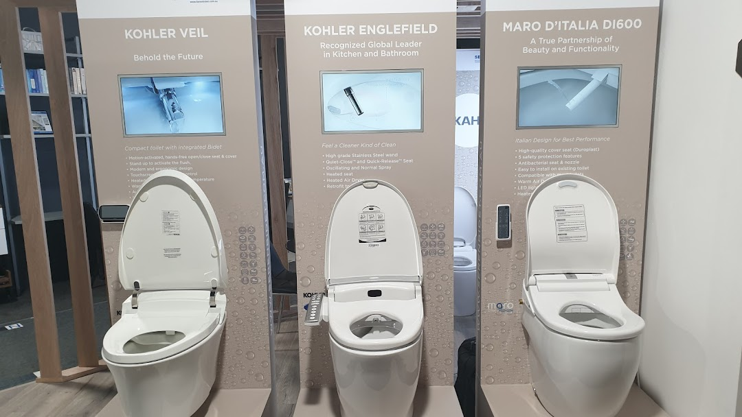 Seren Bidet Smart Japanese Toilet Bidet Seat In Australia Bathroom Supply Store In Home Base Subiaco