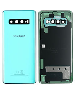 Galaxy S10 Plus Back Cover Green
