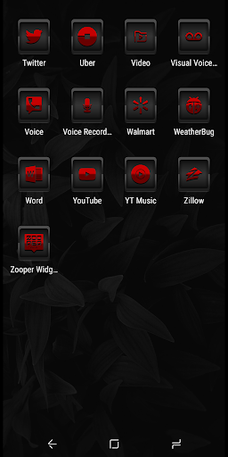 Download Huzzers Build Red Icon Pack MOD APK 8