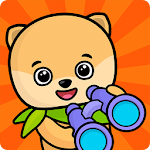 Shapes and Colors Games for Toddlers Icon