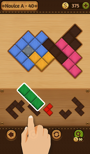 Block Puzzle Games: Wood Collection 1.1.7 screenshots 12