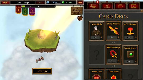 Castle Fusion Idle Clicker 7