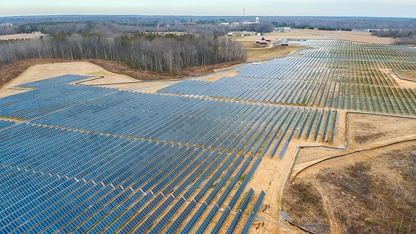 Facebook's solar plants will become operational by the middle of 2020.