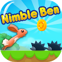 Rabbit Nimble Ben  - Best Funny Game icon