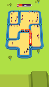 Train Taxi (MOD, Unlimited Coins) 7