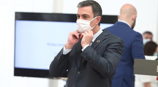 """Pedro Sánchez asegura que los ERTE """"han venido para quedarse"""""""