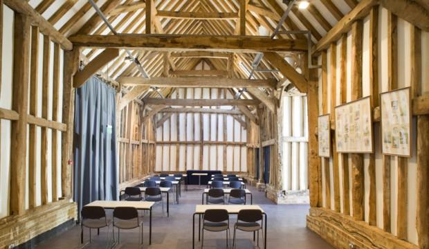 Norden Farm Centre for the Arts | house