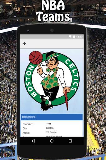 NBA Scores 1.0 screenshots 14