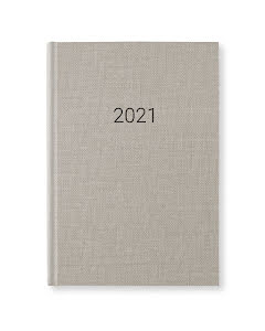 Kalender 2021 Classic vecka/notes Cold sand