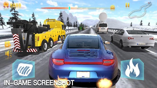 Racing Driver Speed - náhled