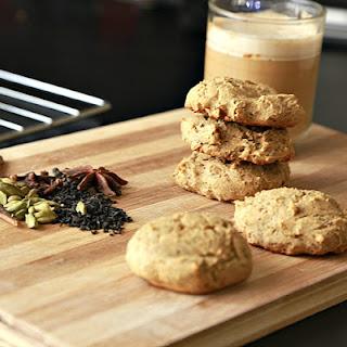 Soft Cakey Chai Cookies