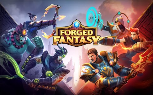 Forged Fantasy Apk Download For Android and Iphone 7