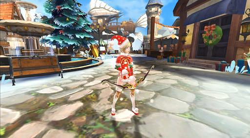Throne of Elves: 3D Anime Action MMORPG  trampa 7