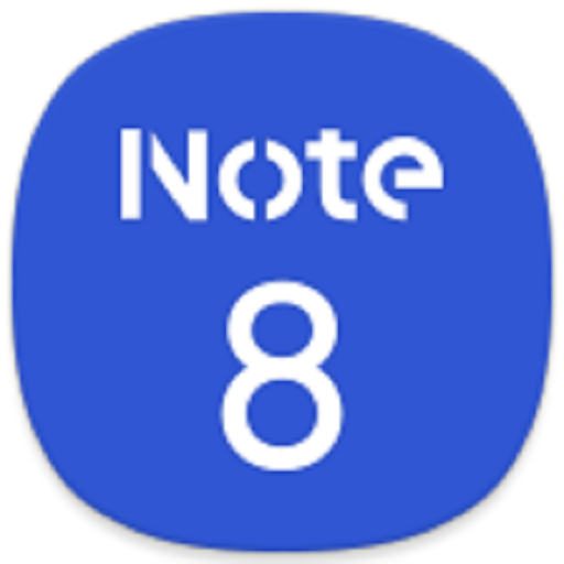 Experience app for Galaxy Note8 Icon