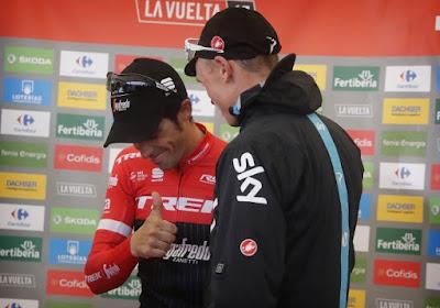 """Contador en est persuadé, """"Froome peut faire le doublé"""""""