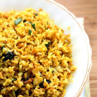 Carrot Rice.