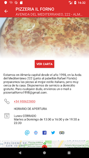 Pizzeria Il Forno ss3