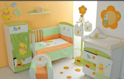 Lovely Baby Room Designs