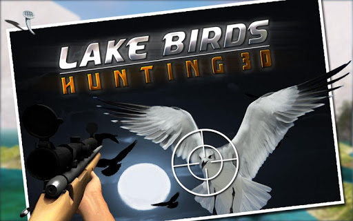 Lake Birds Hunting 3D