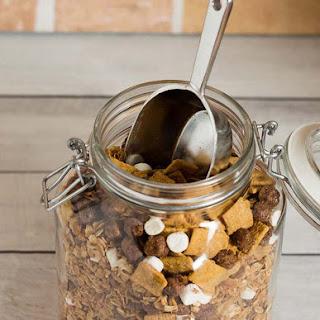 S'Mores Granola Recipe