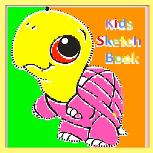 Kids Sketch Book Free