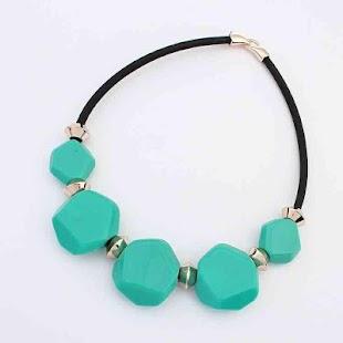 women necklaces design ideas screenshot thumbnail - Necklace Design Ideas