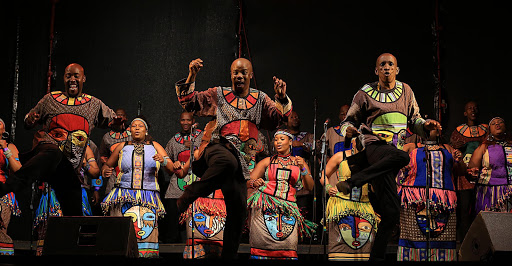 The Soweto Gospel Choir have bagged another Grammy.
