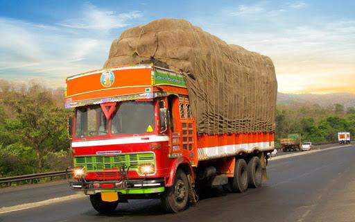 Indien Cargaison Un Camion Simulateur 2018  captures d'u00e9cran 1