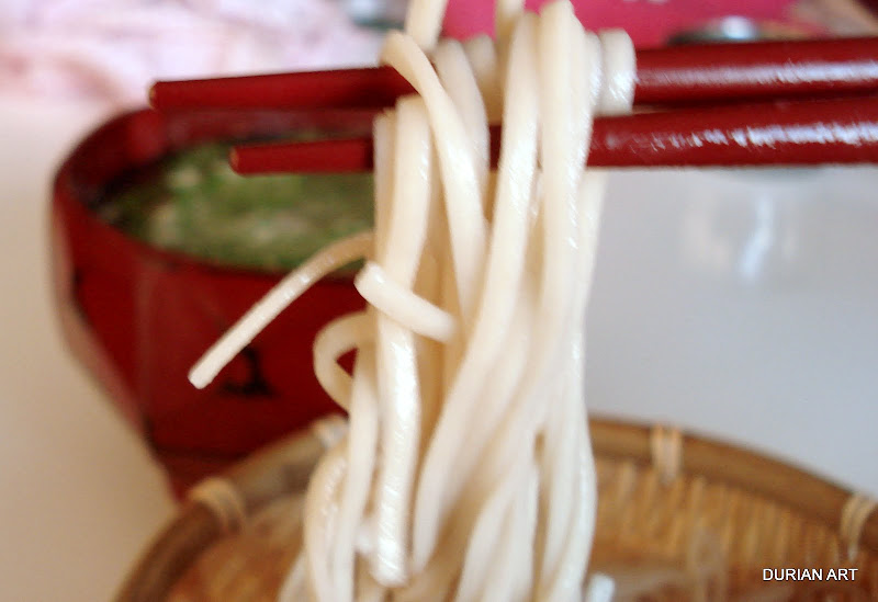ike-men - noodle arrangement -soba