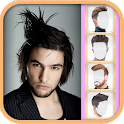 Men's Hairstyles - Makeup Hair icon