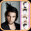 Men's Hairstyles - Makeup Hair icon