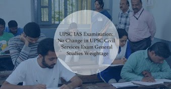 UPSC IAS Examination 2017: No Change in UPSC Syllabus General Studies