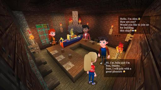 Terra Craft: Build Your Dream Block World modavailable screenshots 6