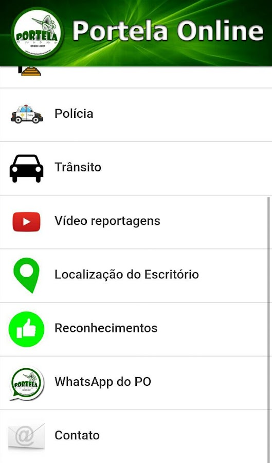 Portela Online - Novo- screenshot