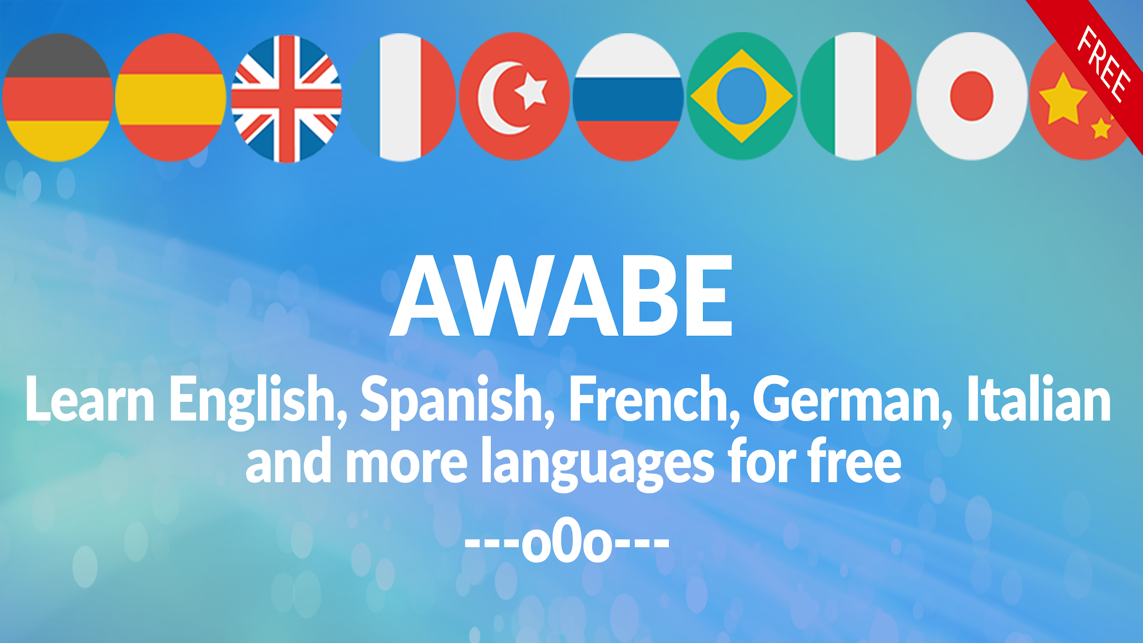 Awabe - Learn Languages