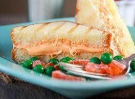 April Fools' Grilled Cheese Lunch Recipe