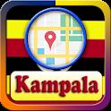 Kampala City Maps And Direction icon